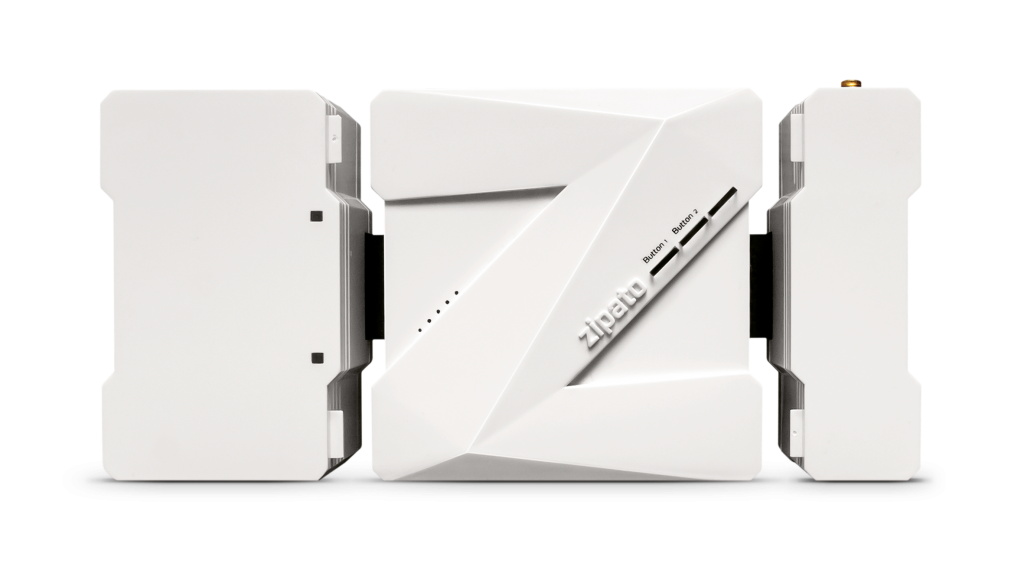 Zpabox2 with modules